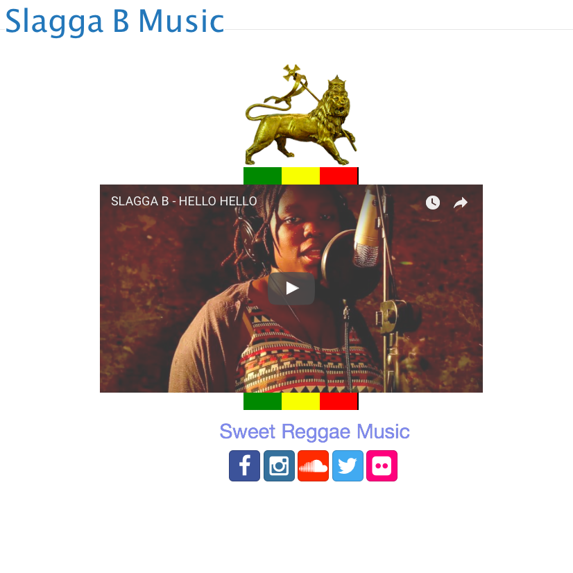 Slagga B Music